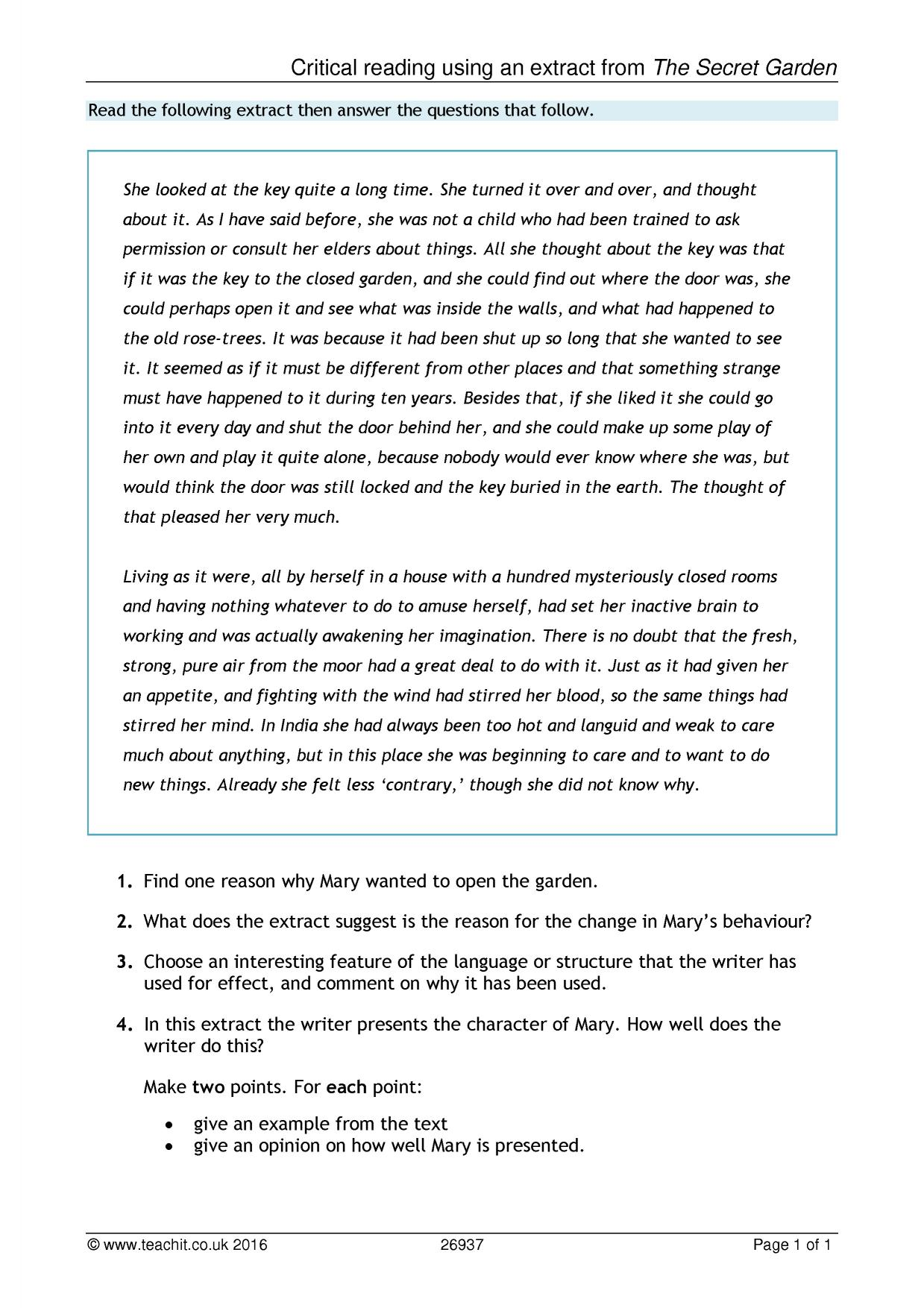 why read literature essay example Category: personal narrative, autobiographical essay title: why i read.