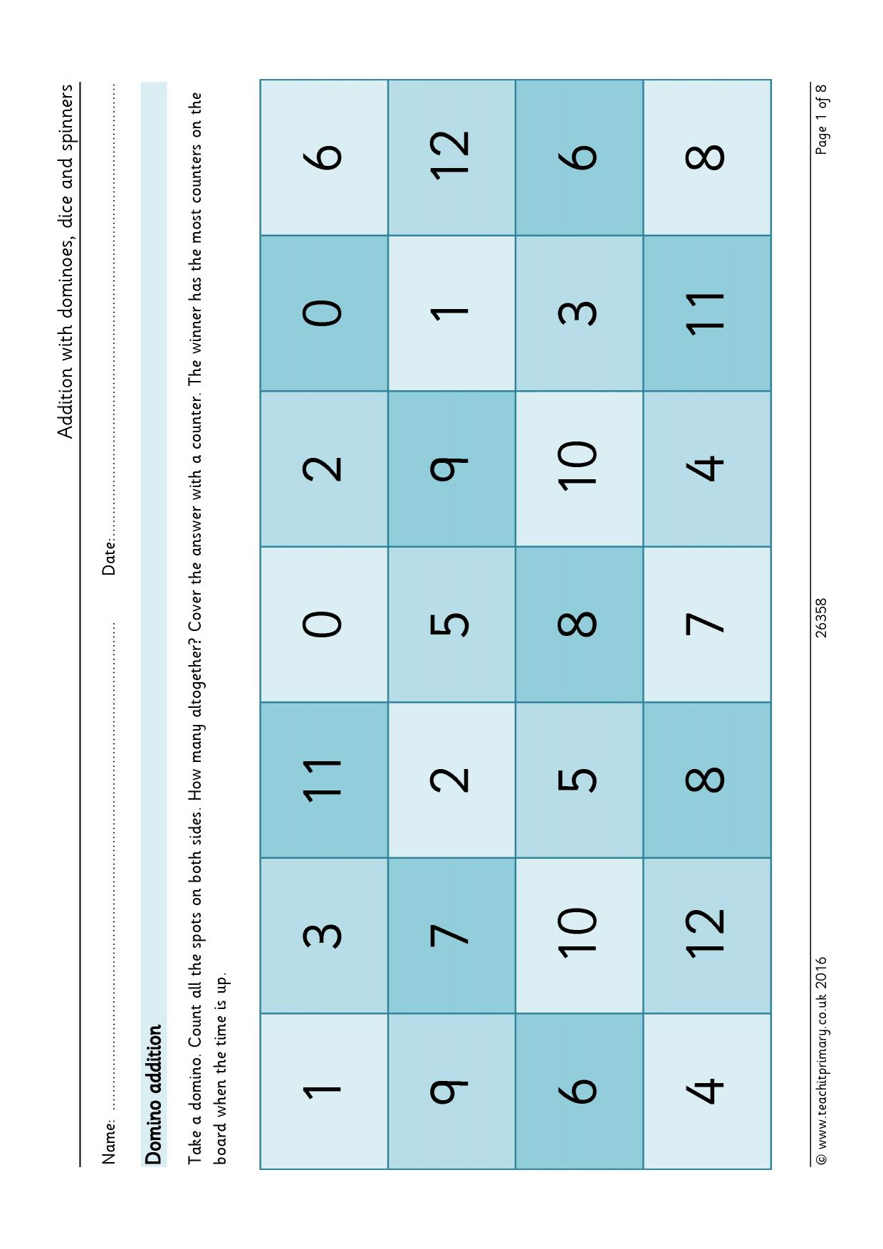 Addition worksheets ks2 302736 - aks-flight.info