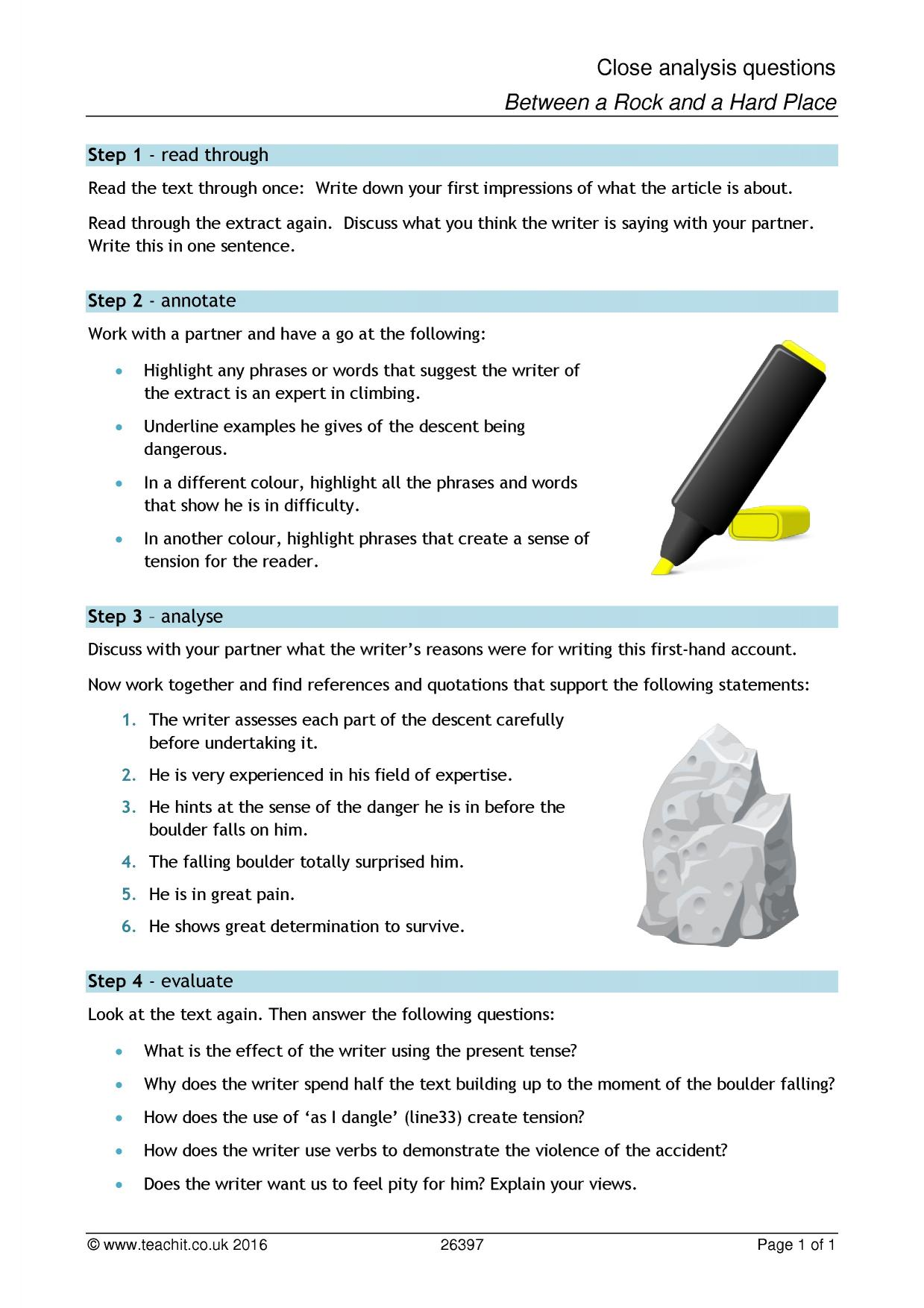 Writing to persuade, argue and advise
