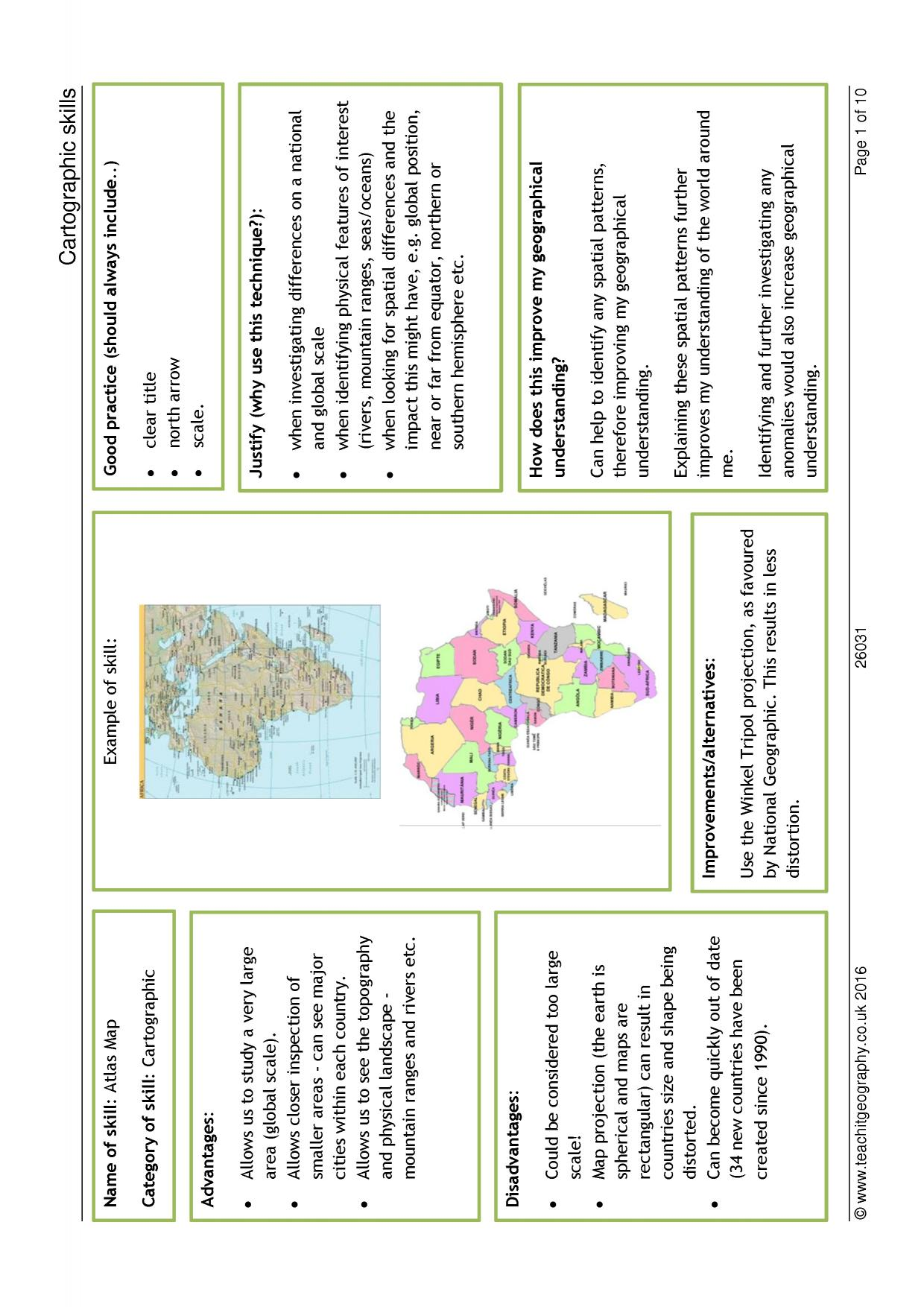 teachit geography latest resources 1 preview