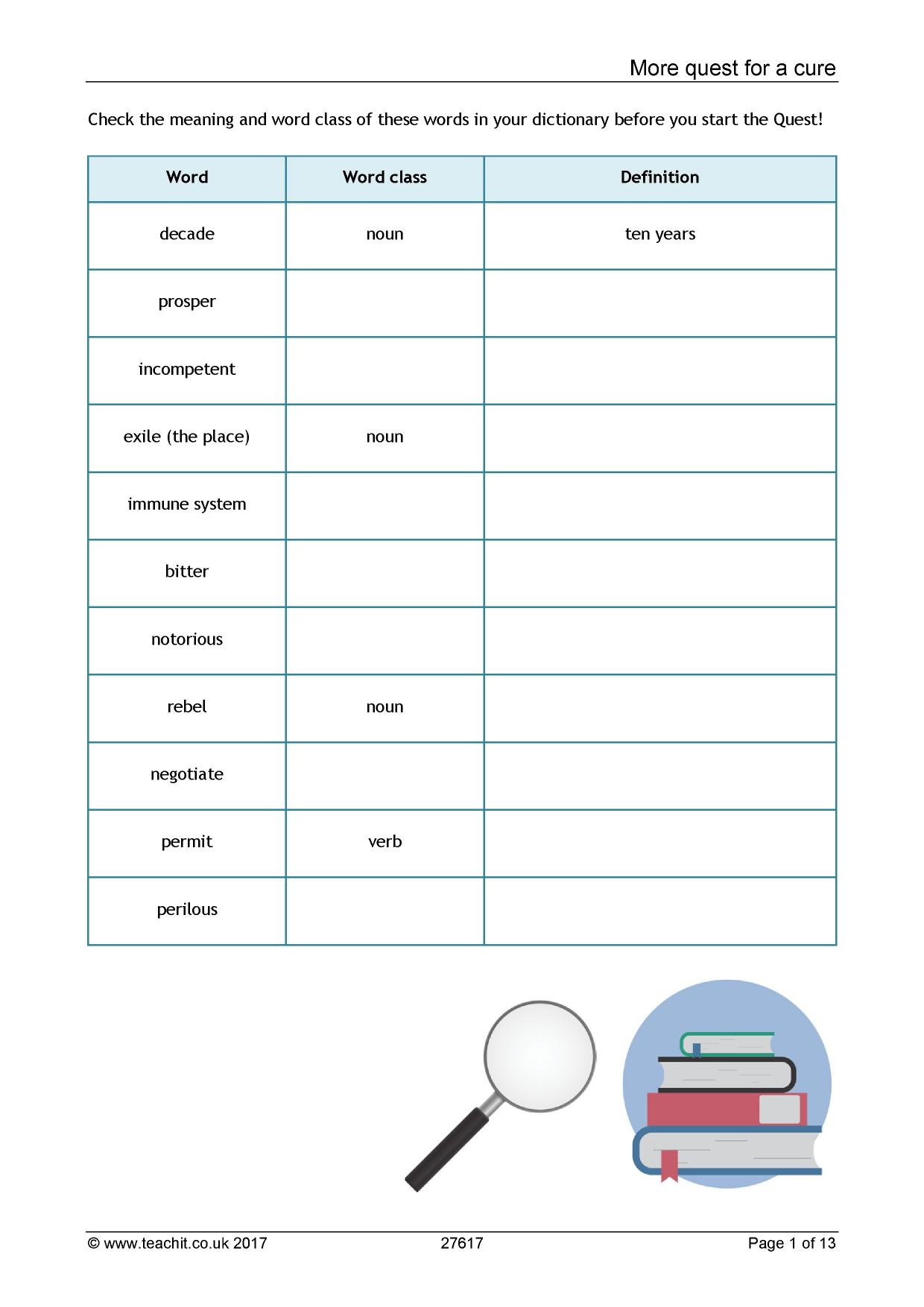 Creative writing resources ks3 ks3 11 14 year oldsand contains many worksheets for activities including vocabulary and punctuation use as well as descriptive and creative writing ibookread Download