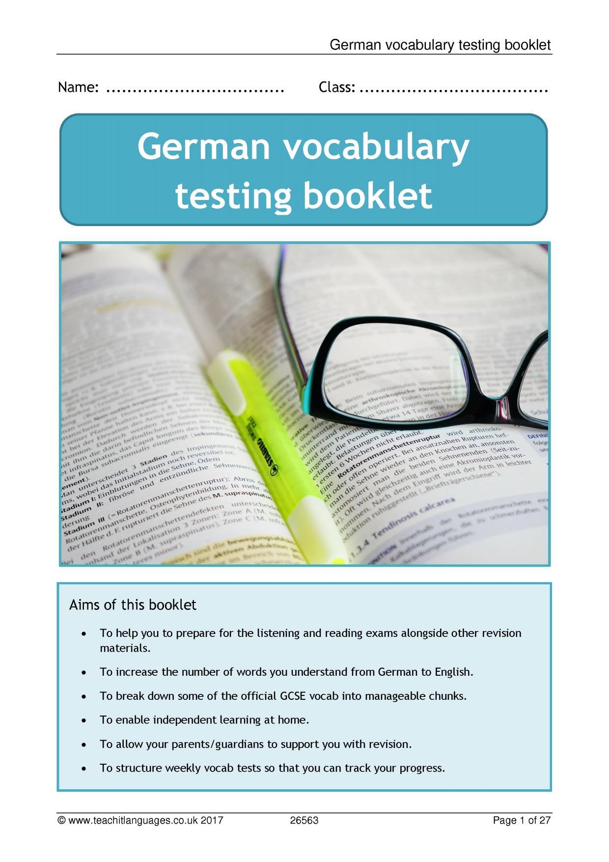 German language teaching resources teachit languages 6 preview kristyandbryce Images