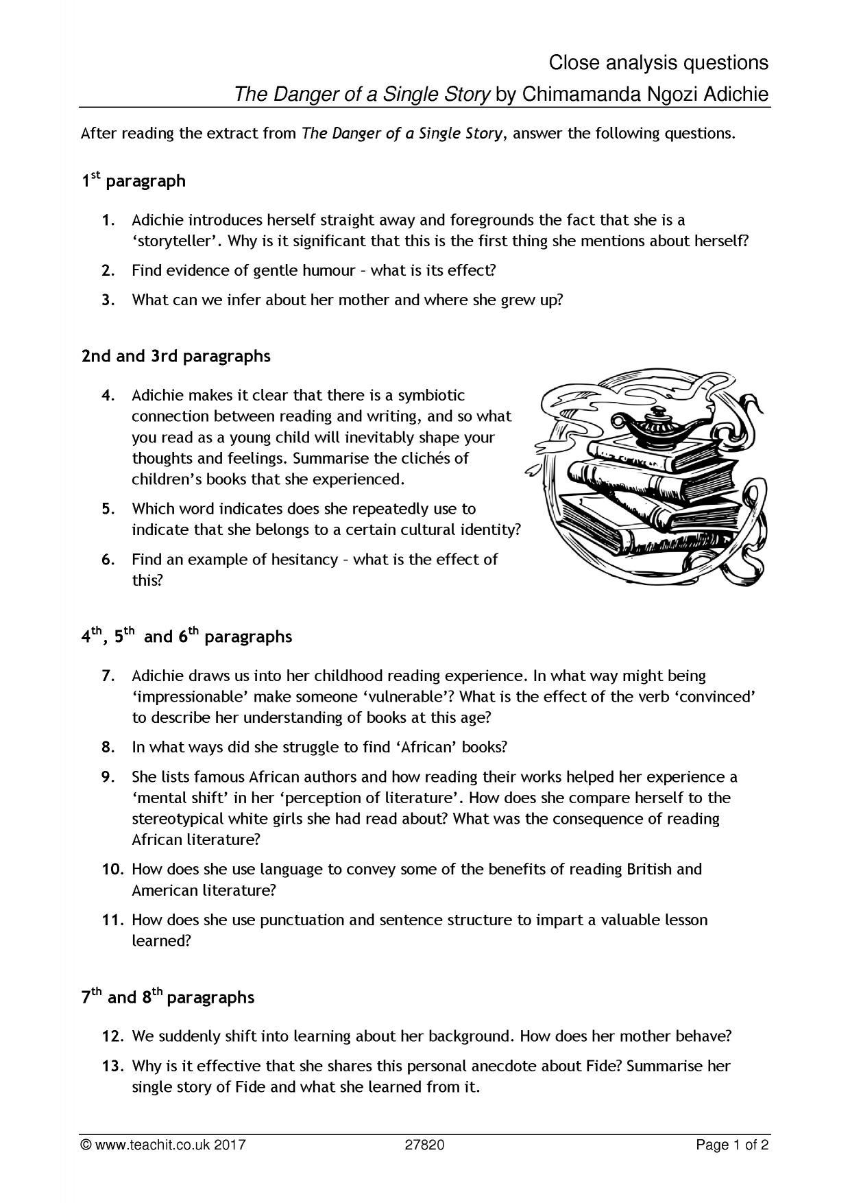 KS4 Reading | Anthology for Edexcel IGCSE | Teachit English