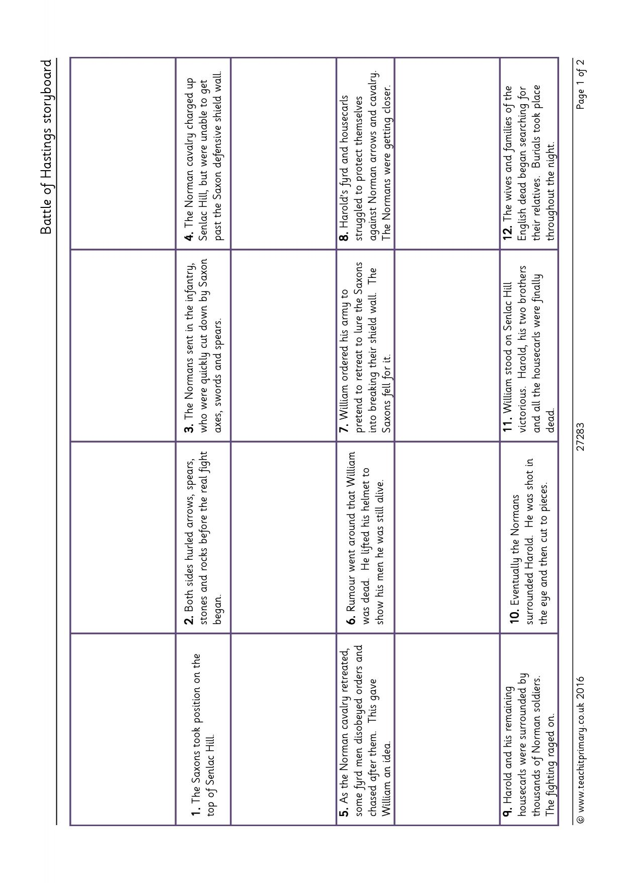 worksheet Battle Of Hastings Worksheets Ks2 history search results teachit primary 1 preview