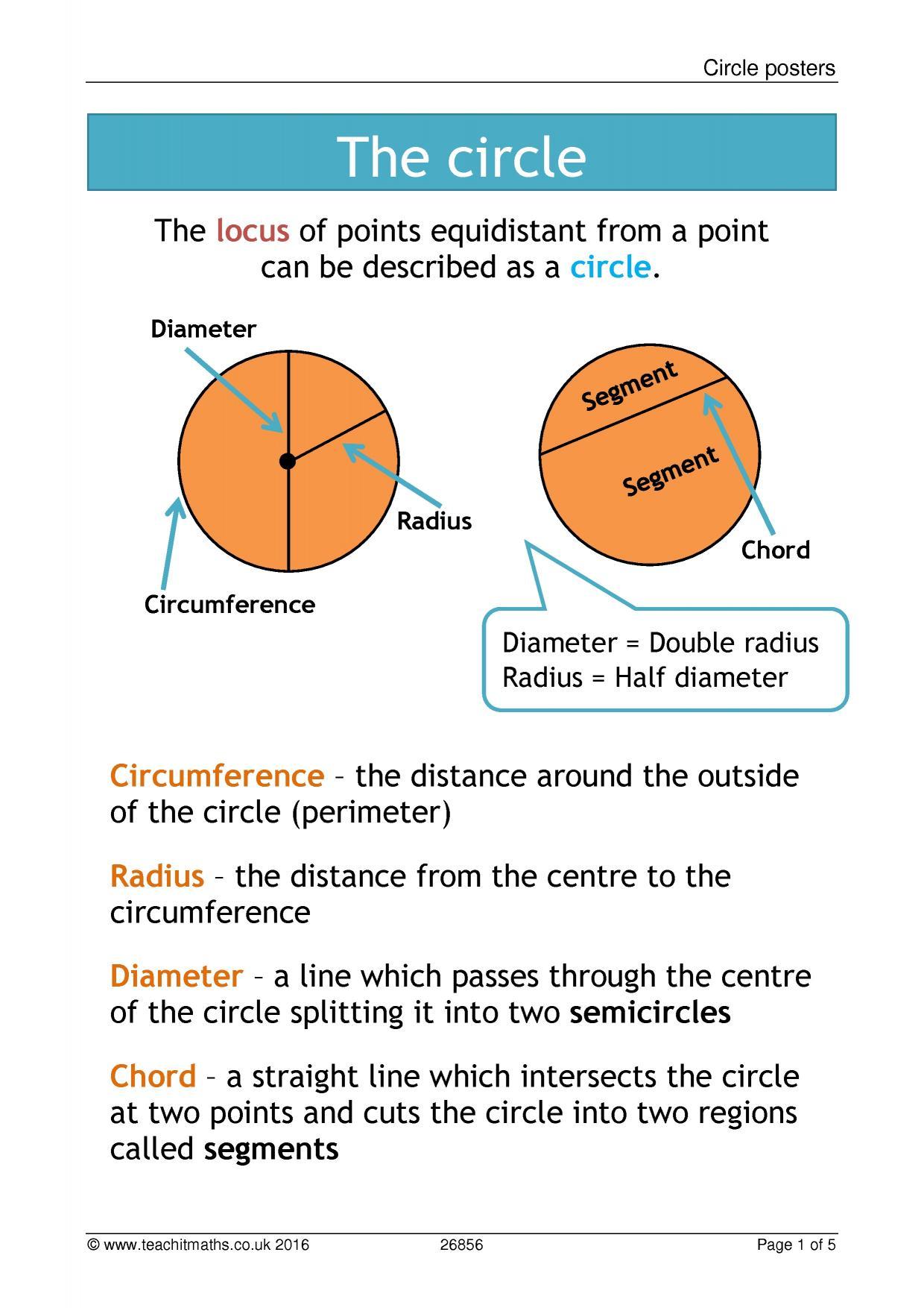 Worksheets Circumference Of A Circle Worksheet 100 circumference of a circle worksheet 8 tips for crafting circles teachit maths