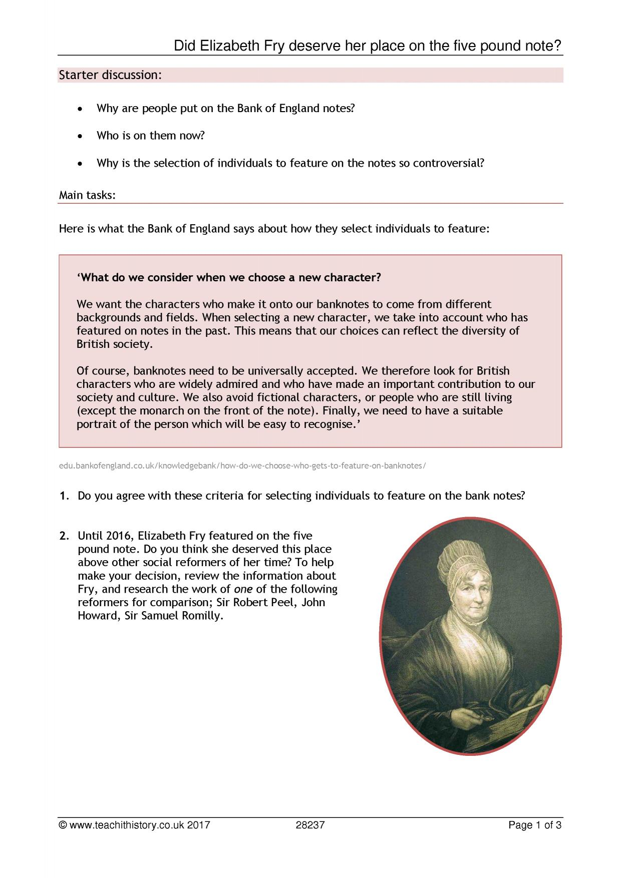 KS4 Thematic studies   Crime and punishment   Teachit History
