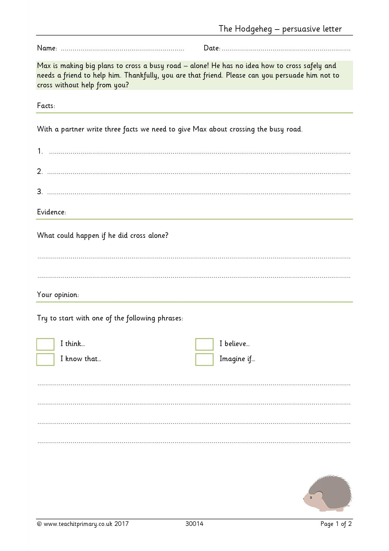Ks2 letter writing teachit primary 0 preview thecheapjerseys Image collections