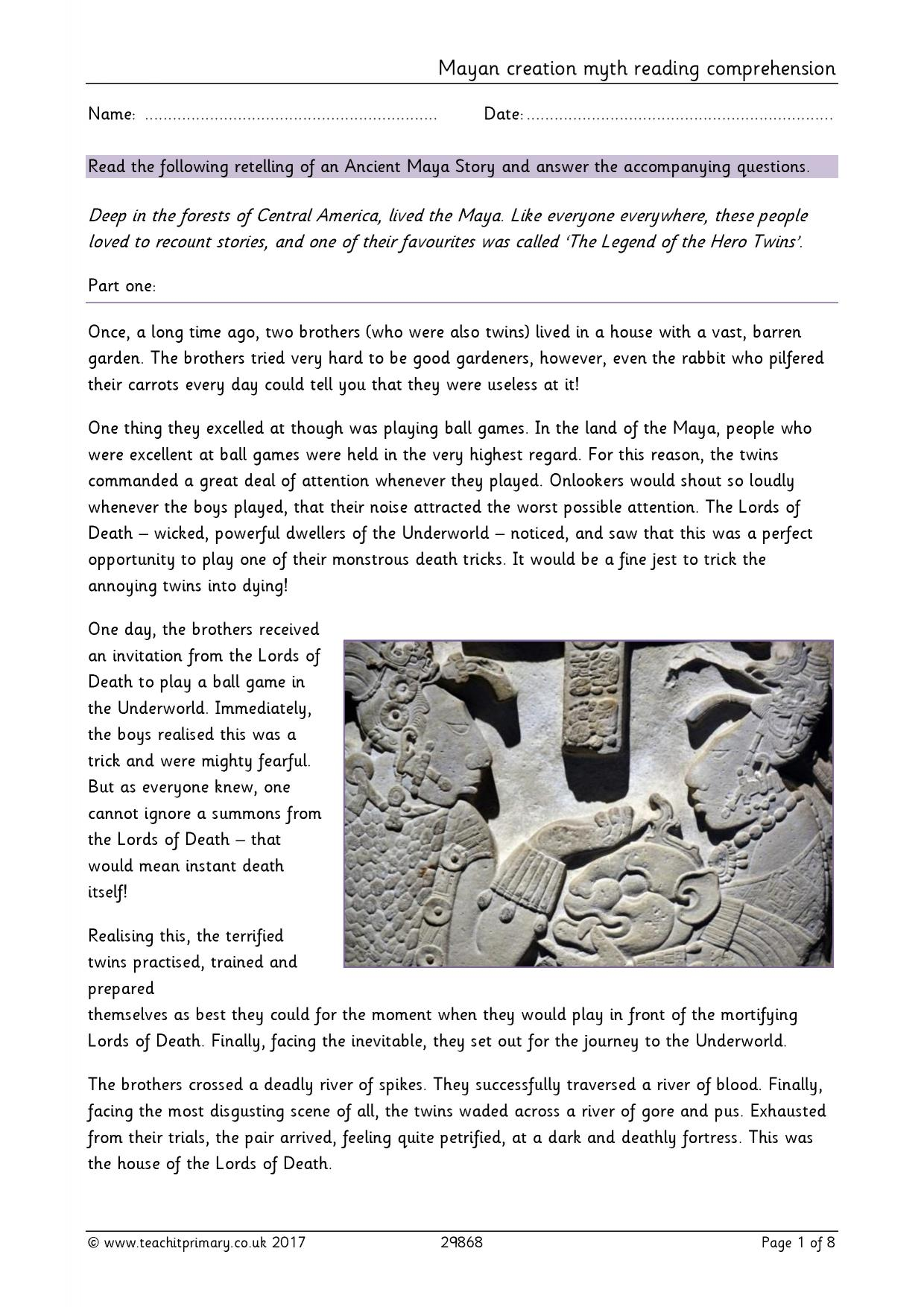 worksheet Creation Worksheets Ks2 ks2 english resources teachit primary information retrieval 2 preview