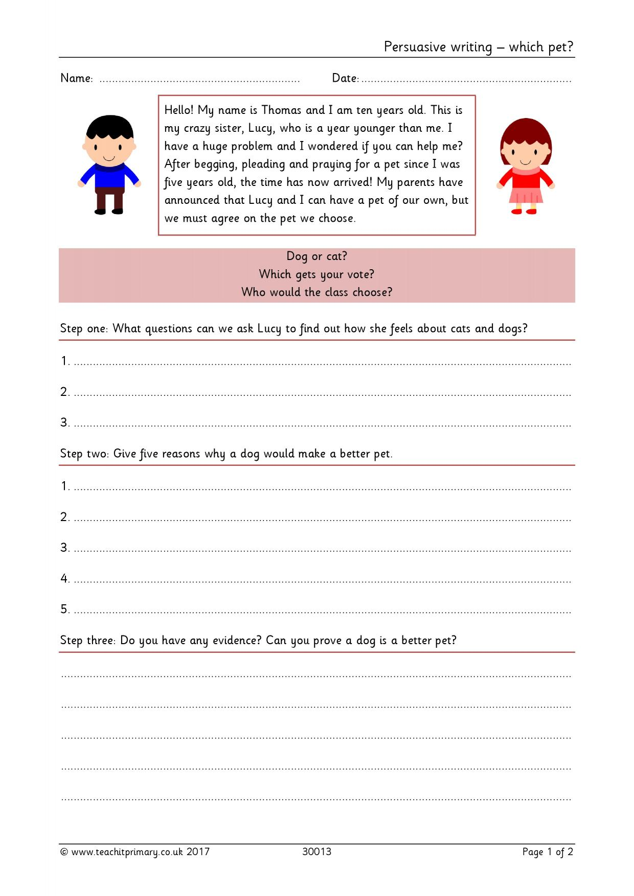 Eyfs ks1 ks2 persuasive writing teachit primary 2 preview spiritdancerdesigns Images