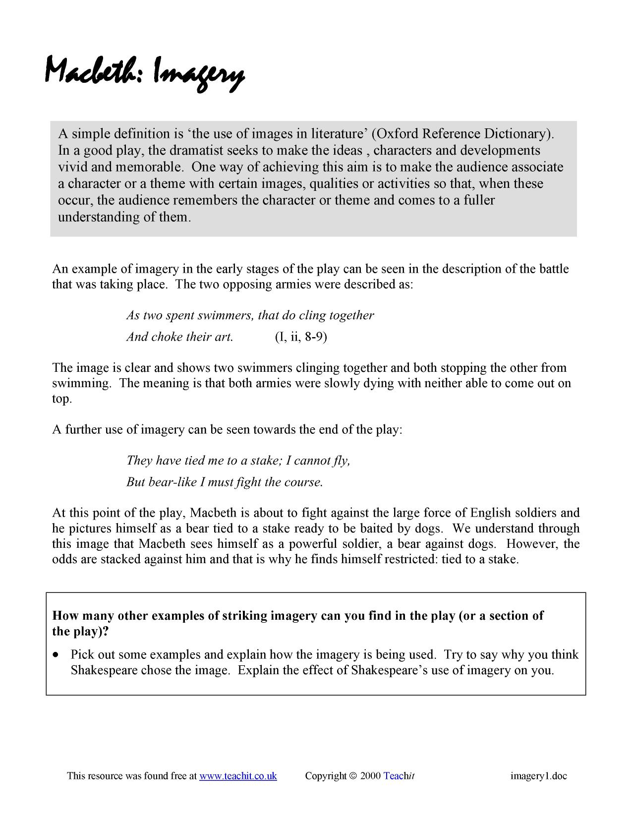 gcse english essays macbeth Gcse english coursework macbeth, good transition words for history essays on ireland the road not taken by robert frost essay.