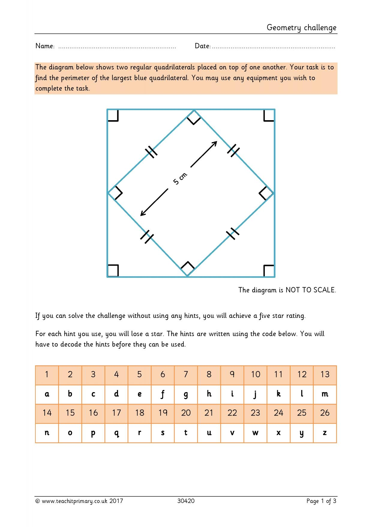 Ks2 properties of shapes recognizing naming and describing 0 preview pooptronica Images