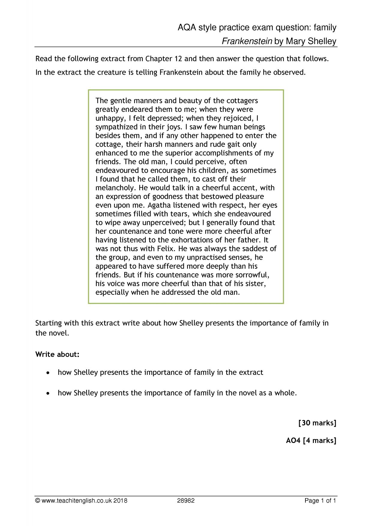 pride and prejudice questions and activities english literature essay Gcse practice questions for 'pride and prejudice' (heritage prose exam text) please note that for the passage-based questions, the exam paper will reproduce the extract, but not give you the chapter number.