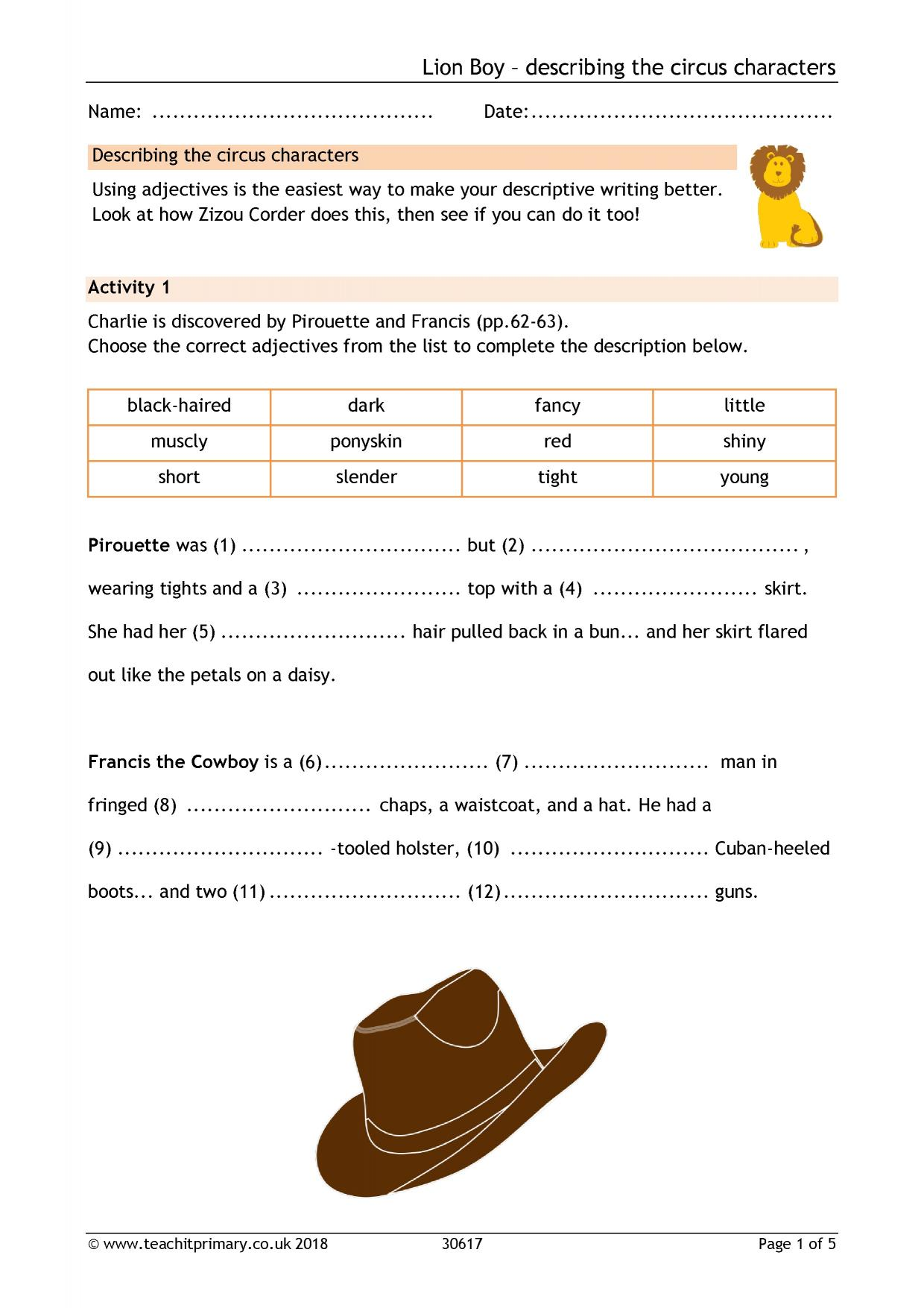 Writing Composition Teaching Resources For Ks2 Teachit Primary