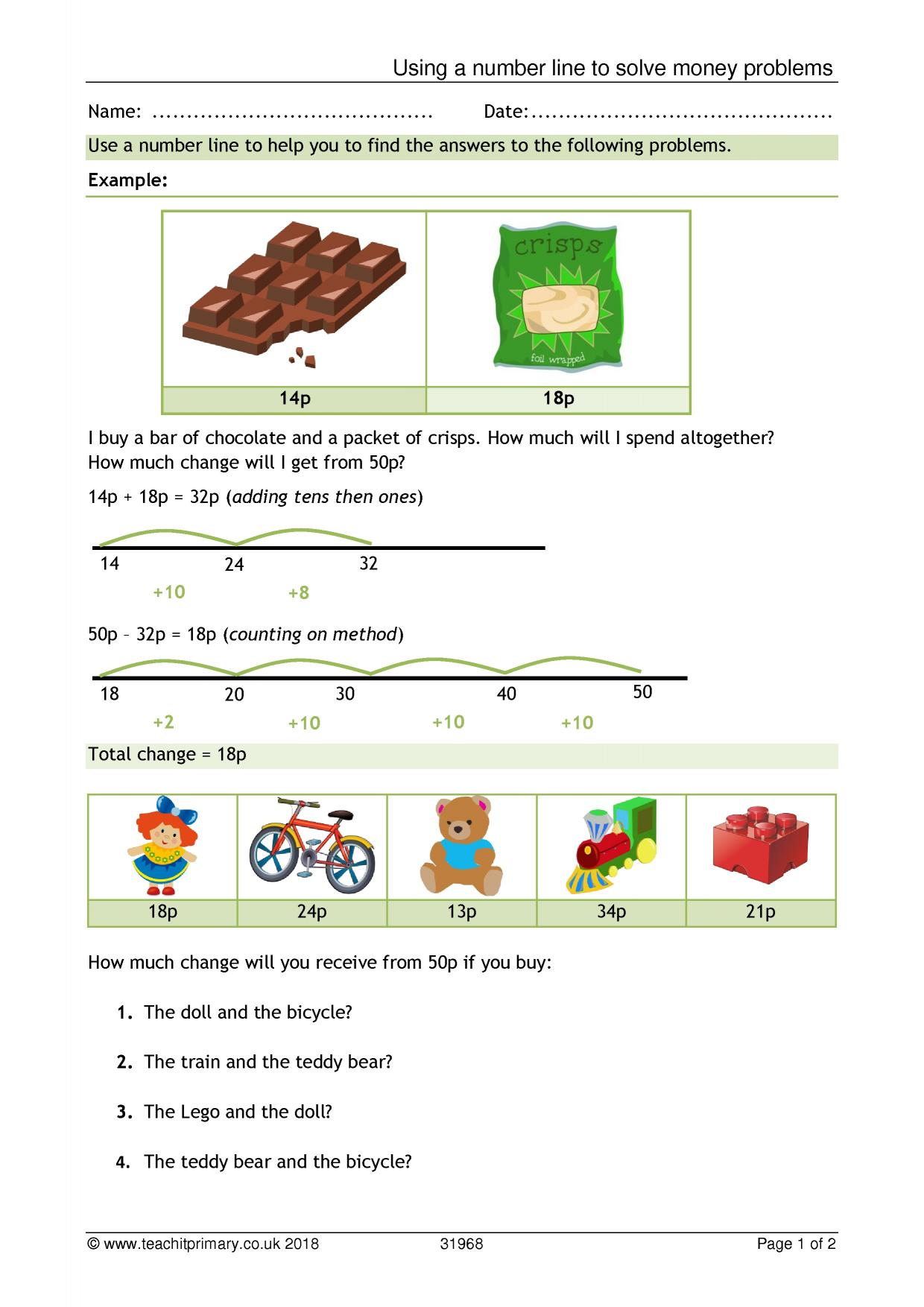 ks1 addition and subtraction the basics teachit primary. Black Bedroom Furniture Sets. Home Design Ideas