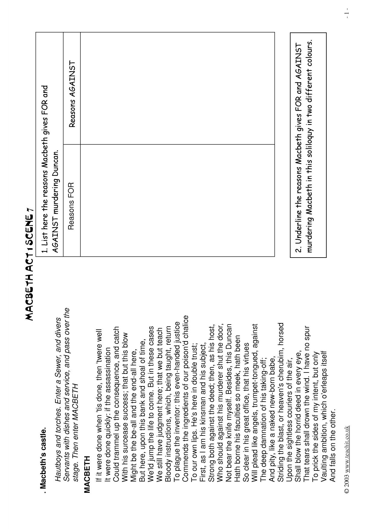 ragan macbeth 1000 word essay The result is the essence of macbeth the words are treated sensorily 1000+ essay samples pro writing tips download need help ask an expert for free.