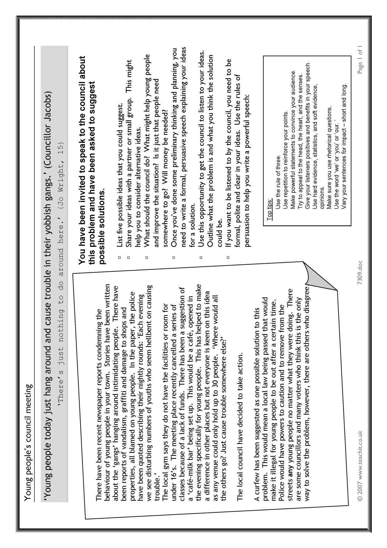 Fun Integer Worksheets Ks  Argument And Persuasive Writing  Teachit English Anti Bullying Worksheet Pdf with Difficult Color By Number Worksheets Pdf  Preview Online Budget Worksheet Excel