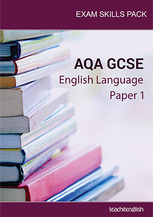 AQA GCSE English Language Paper 1 exam skills pack