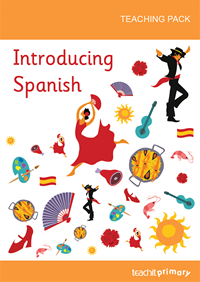 Introducing Spanish curriculum pack