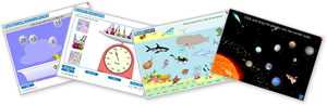 A selection of Teachit Primary's resources